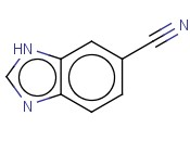 1H-Benzo[d]imidazole-6-carbonitrile ( 6287-83-8 )
