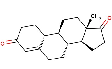 <span class='lighter'>19</span>-NOR-4-ANDROSTENE-3,17-DIONE