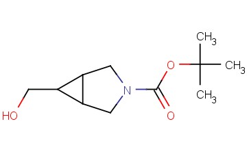 6-HYDROXYMETHYL-3-AZA-BICYCLO[3.1.0]HEXANE-3-CARBOXYLIC ACID TERT-BUTYL ESTER