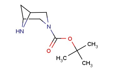 TERT-BUTYL 3,6-DIAZABICYCLO[3.1.1]HEPTANE-3-CARBOXYLATE