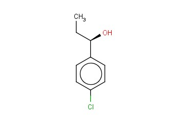 (R)-1-(4-<span class='lighter'>CHLOROPHENYL</span>)-1-PROPANOL
