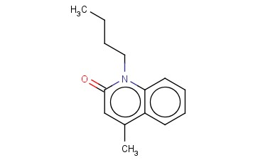 1-BUTYL-4-METHYLQUINOLIN-2(1H)-ONE