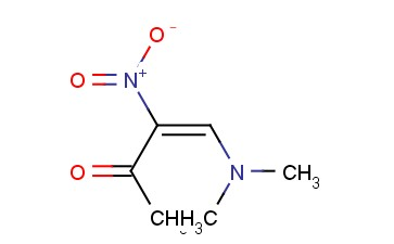(E)-4-(DIMETHYL<span class='lighter'>AMINO</span>)-3-NITROBUT-3-<span class='lighter'>EN</span>-2-ONE