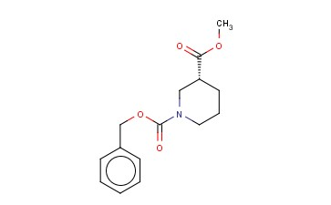 (R)-METHYL 1-CBZ-PIPERIDINE-3-CARBOXYLATE
