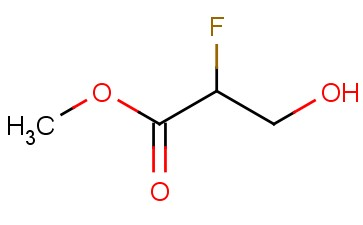 <span class='lighter'>2-FLUORO-3-HYDROXY-PROPANOIC</span> ACID METHYL <span class='lighter'>ESTER</span>