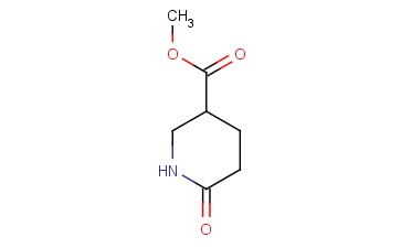 METHYL 6-OXOPIPERIDINE-3-CARBOXYLATE