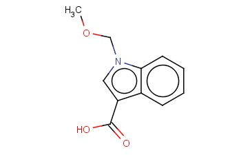 1-(METHOXYMETHYL)-1H-INDOLE-3-CARBOXYLIC ACID