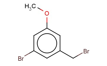 1-BROMO-3-(BROMOMETHYL)-5-METHOXYBENZENE
