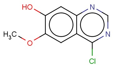 4-CHLORO-6-METHOXY-QUINAZOLIN-7-OL