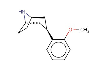 (1R,3S,5S)-3-(2-METHOXYPHENYL)-8-AZABICYCLO[3.2.1]OCTANE