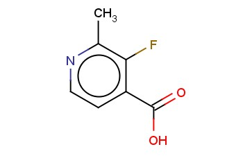 3-fluoro-2-methylpyridine-4-carboxylic acid