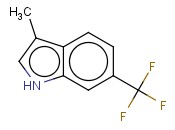 6-(TRIFLUOROMETHYL)-3-METHYLINDOLE