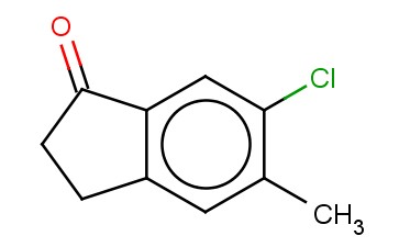<span class='lighter'>6-CHLORO-5-METHYL-2,3-DIHYDRO-1H-INDEN-1-ONE</span>