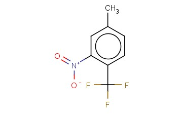 3-<span class='lighter'>NITRO</span>-4-(<span class='lighter'>TRIFLUOROMETHYL</span>)TOLUENE