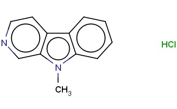 9-Methyl-9H-Pyrido[3,4-b]Indole Hydrochloride