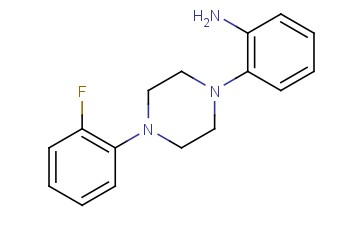 2-(4-(2-<span class='lighter'>FLUOROPHENYL</span>)<span class='lighter'>PIPERAZIN-1-YL</span>)ANILINE