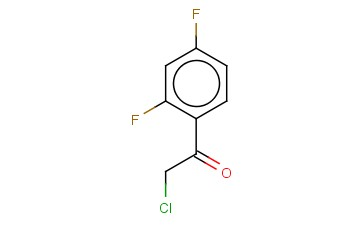 2-<span class='lighter'>CHLORO</span>-2',4'-<span class='lighter'>DIFLUOROACETOPHENONE</span>