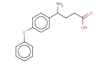 4-AMINO-4-(4-PHENOXYPHENYL)BUTANOIC ACID