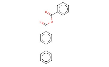 (4-PHENYLPHENYL)CARBONYL BENZOATE