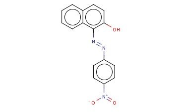 1-(P-NITROPHENYLAZO)-<span class='lighter'>2-NAPHTHOL</span>