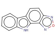 <span class='lighter'>10</span>H-1,2,5-OXADIAZOLO[3,4-A]CARBAZOLE