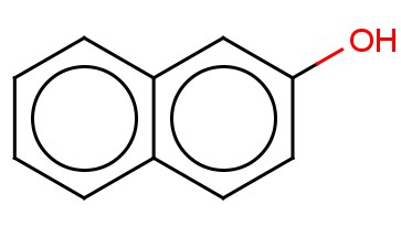 <span class='lighter'>2-NAPHTHOL</span>